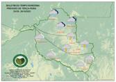Terça-feira será chuvosa em quase todo o estado, diz Sipam