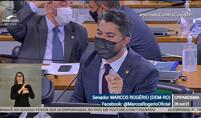 Em relatório substituto, Marcos Rogério cita casos de corrupção em Rondônia como exemplo de omissão da CPI