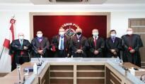 MP de Rondônia empossa Alzir Marques Cavalcante Júnior como procurador de Justiça